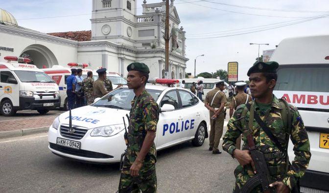 Terror in Sri Lanka
