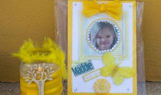 Madeleine McCann verschwand im Mai 2007 im Alter von drei Jahren in Portugal. (Foto)
