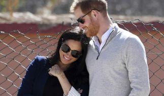 Steht Meghan Markle und Prinz Harry ein Umzug ins Ausland bevor? (Foto)
