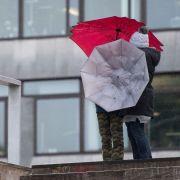 Achtung, Schmuddelwetter! HIER droht nun Regen (Foto)