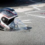 So viele Motorradfahrer starben an den Feiertagen (Foto)