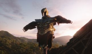 Wie wird der Kampf gegen Thanos ausgehen? (Foto)