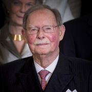 Lungenentzündung! Großherzog stirbt mit 98 Jahren (Foto)