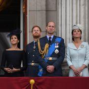 Royal-Fans besorgt! Hat Herzogin Kate ihre Schwägerin verbannt? (Foto)