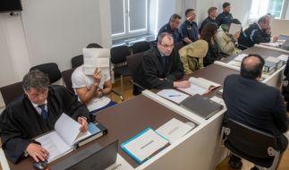 Prügelattacke in Amberg: Angeklagte gestehen (Foto)