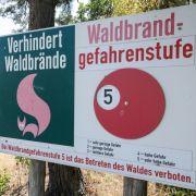 Entwarnung? Löscheinsätze an der Bleiloch-Talsperre sind beendet (Foto)