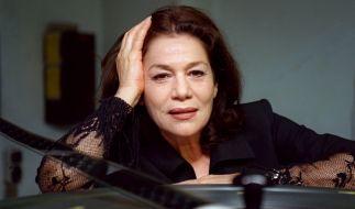 Hannelore Elsner, eine der markantesten deutschen Schauspielerinnen, ist tot. (Foto)