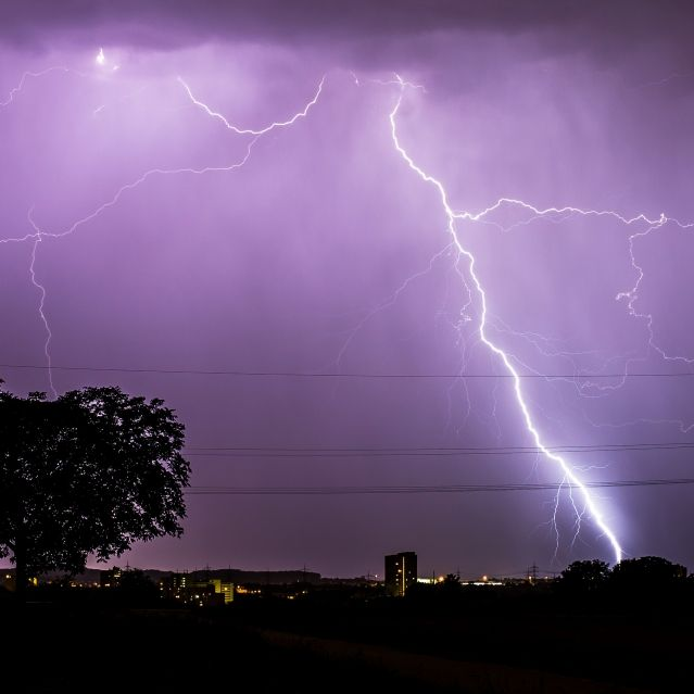 Achtung, Blutregen! HIER drohen uns schwere Gewitter (Foto)
