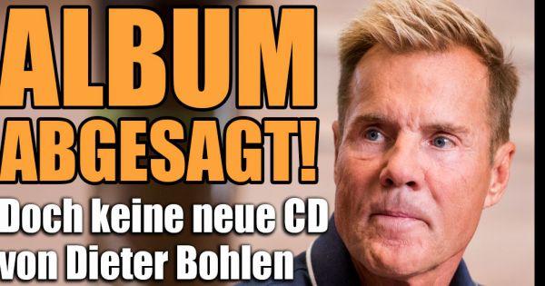 Dieter Bohlen: Neues Album abgesagt! DARUM macht der ...