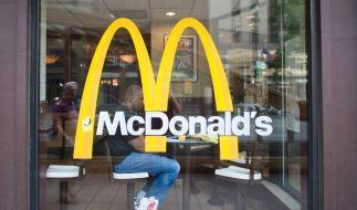McDonald's will künftig auch vegane Produkte anbieten. (Foto)