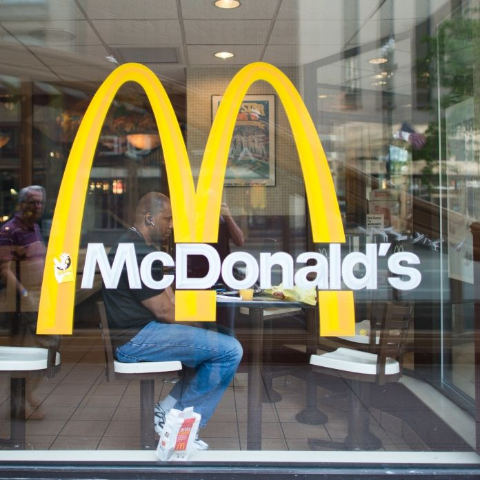 Schluss mit Burgern? McDonald's wird demnächst vegan (Foto)