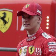 Fit für Baku? DAS denkt Mini-Schumi über sein 2. Rennen (Foto)