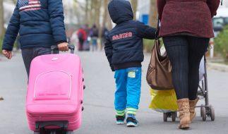 Jeder zweite Deutsche hat Vorbehalte gegen Flüchtlinge. (Foto)