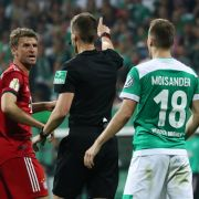 DFB räumt Fehler bei Bayern-Elfer ein - Wird das Pokal-Spiel wiederholt? (Foto)