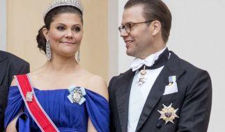 Seit neun Jahren verheiratet: Prinzessin Victoria und Prinz Daniel. (Foto)