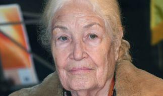 Schauspielerin Ellen Schwiers ist gestorben. (Foto)