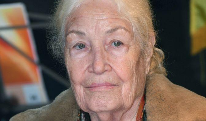 Ellen Schwiers, deutsche Schauspielerin (11.06.1930 - 26.04.2019)