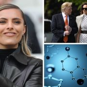 Video-Beweis! Trump ersetzt Melania // Krebs-Gefahr durch DIESE Umwelthormone // Sophia Thomalla wandert aus (Foto)