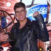 """Davin Herbrüggen gewinnt """"Deutschland sucht den Superstar"""" (Foto)"""