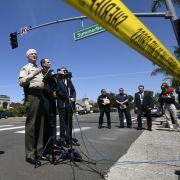 Frau stirbt bei Angriff auf US-Synagoge (Foto)