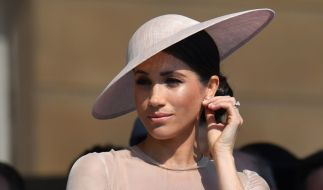 Meghan Markle hat Mitleid mit Kate Middleton. (Foto)