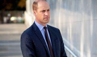 Prinz William ist gerade in Neuseeland. (Foto)