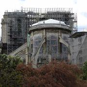 Architekturwettbewerb für Neubau: Erste Entwürfe für neue Notre-Dame (Foto)