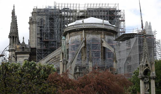 Notre-Dame-Brand im News-Ticker