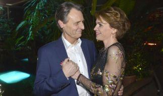 Jo Gerner und Yvonne schwelgen in Singapur im Liebesglück. (Foto)