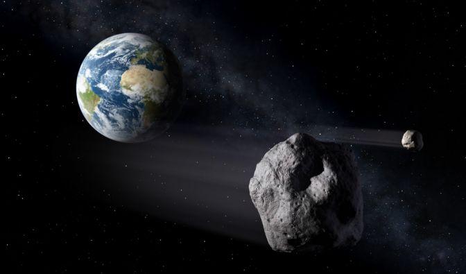 Asteroiden, Mai 2019