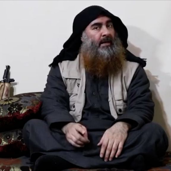 Kopf von IS-Terrormiliz zeigt sich in Propagandavideo (Foto)