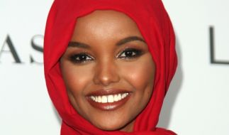 Sports Illustrated Swimsuit: Muslimisches Modell Halima Aden in Burkini abgebildet (Foto)