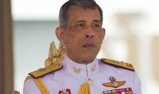 Maha Vaijralongkorn ist seit zweieinhalb Jahren König von Thailand - am 4. Mai 2019 wird der Monarch offiziell gekrönt und fortan als König Rama X. regieren. (Foto)