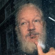 Wikileaks-Gründer zu 50 Wochen Gefängnis verurteilt (Foto)