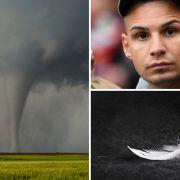Mega-Tornado erfasst Bus // Topmodel (37) stirbt bei Segelausflug // Pietro Lombardi: Schock-Beichte! (Foto)
