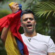 Spanien will venezolanischen Oppositionsführer López nicht ausliefern (Foto)