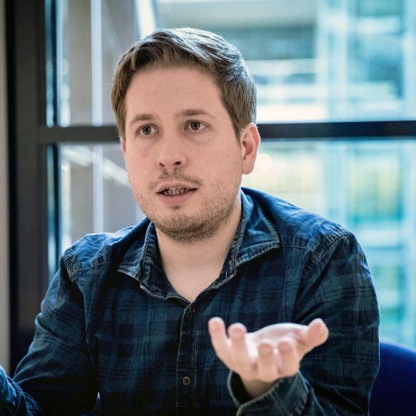 Kevin Kühnert verteidigt umstrittene Sozialismus-Thesen (Foto)