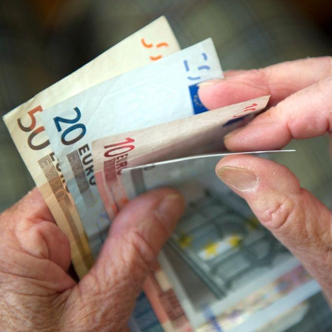 Armuts-Hammer! 11 Millionen Deutschen droht eine Mini-Rente (Foto)