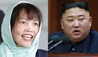Die Mörderin vonKim Jong Uns Bruder wurde aus dem Gefängnis entlassen. (Foto)