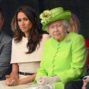 Zwist mit Queen Elizabeth II.! DAS sind die Konsequenzen (Foto)