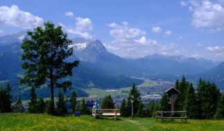 In einem Gebirgsbach unweit von Garmisch-Partenkirchen ist die Leiche eines 25-jährigen Touristen aus den USA gefunden worden (Symbolbild). (Foto)