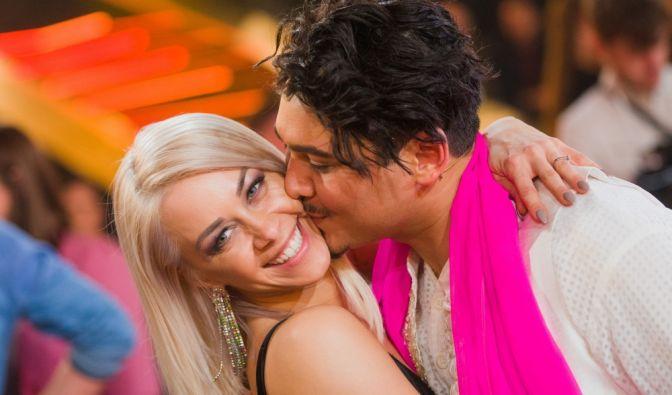 Oana Nechiti und Erich Klann privat