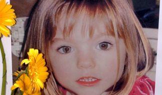 Madeleine McCann ist seit Mai 2007 vermisst. (Foto)