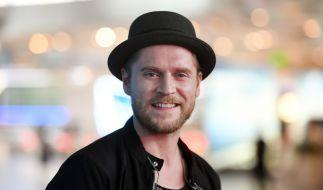 Sänger Johannes Oerding. (Foto)