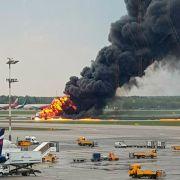 Ermittlungen nach Flugzeugkatastrophe mit 41 Toten beendet (Foto)