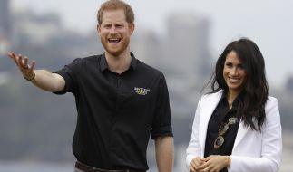 Prinz Harry und Herzogin Meghan sind Eltern geworden. (Foto)