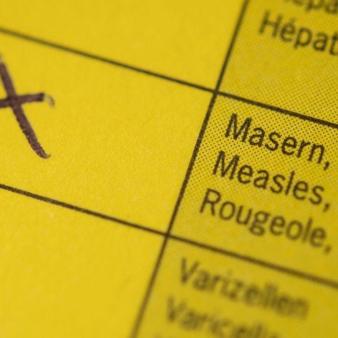 Masern-Infizierter stirbt in Niedersachsen (Foto)