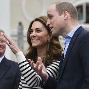 Wie bitte? DAS sagen Kate und William über Baby Sussex (Foto)