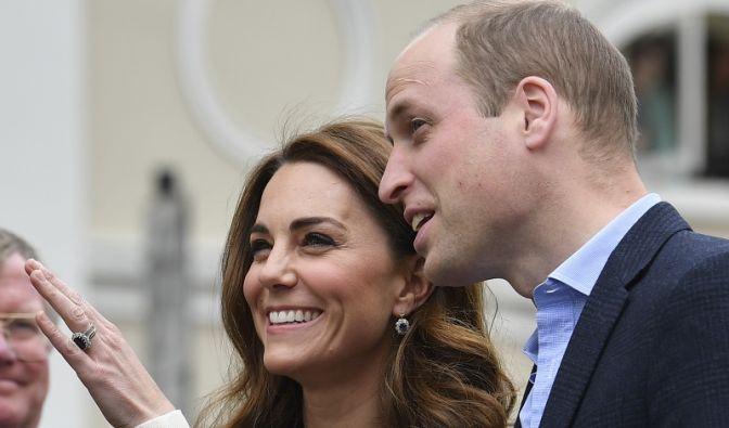 Kate Middleton + Prinz William