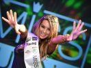 Veronika Klimovits wurde 2014 zur Miss Tuning gewählt. (Foto)